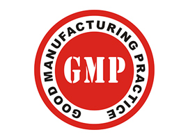 GMP, good manufacturing practice